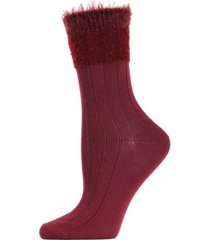 parfait striped women's crew socks