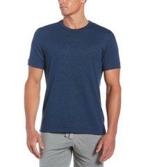 cubavera men's solid double-knit t-shirt