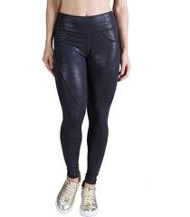calça legging feminina surty skin black