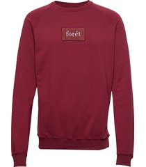 float sweatshirt sweat-shirt trui rood forét