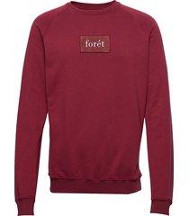 float sweatshirt sweat-shirt trui rood forét