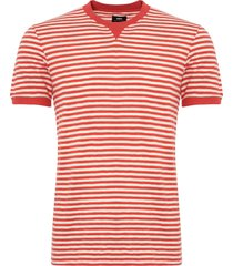 edwin washed red & natural international t-shirt i024985_wrn_67