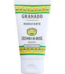hidratante corporal granado - castanha do brasil 50ml