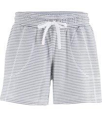 shorts in felpa a righe (blu) - bpc bonprix collection