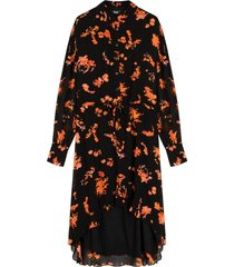 201340445 ladies woven dress