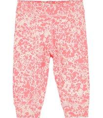 pantalón mono rústico elastizado rosé manchas rosa silver panda