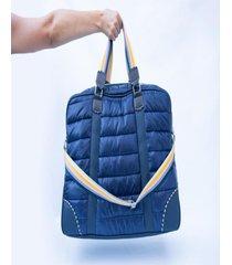 bolso azul matriona