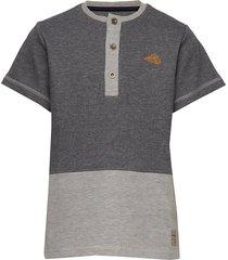 maico t-shirt, k t-shirts short-sleeved grå mini a ture