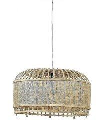lampa wisząca balina bambus boho