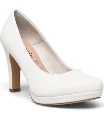 woms court shoe - moffen shoes heels pumps classic vit tamaris
