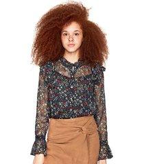 blouse pepe jeans pl303409