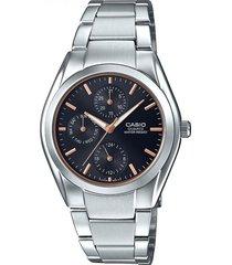 mtp-1405d-1a2 reloj casio para hombre ,100% original