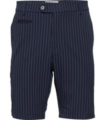 como light pinstripe shorts shorts chinos shorts blå les deux