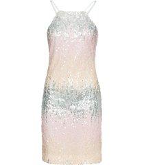 abito elegante con paillettes (rosa) - bodyflirt boutique