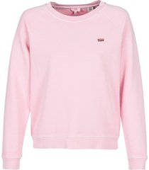 sweater levis relaxed graphic crew