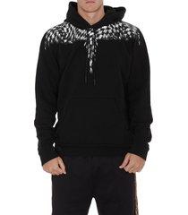 marcelo burlon cross pdp wings hoodie
