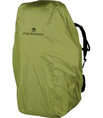 cubre mochilas 45/90 verde ferrino