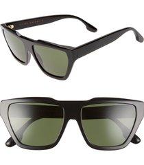 women's victoria beckham 55mm square sunglasses -
