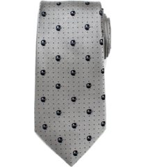 star wars death star dot men's tie