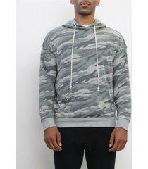 coin 1804 men's ultra soft lightweight camo long-sleeve hoodie