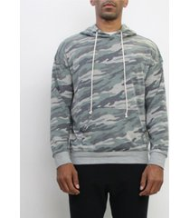 coin 1804 men's ultra soft lightweight camo long-sleeve hoodie