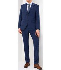 traje formal washable azulino trial