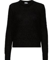 helen mohair sweater gebreide trui zwart filippa k
