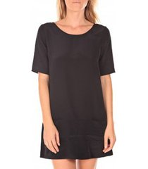 korte jurk vero moda rose 2/4 robe wall aug noir