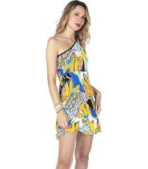 vestido amelie amarillo fashions pacific