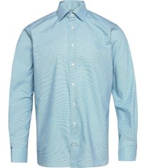 contemporary fit business fine twill stretch shirt overhemd business eton
