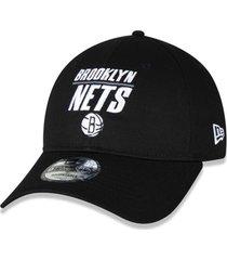 bonã© brooklyn nets 920 sport half nba - new era - preto - masculino - dafiti