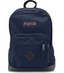 morral jansport city scout - azul oscuro