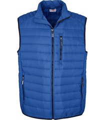 bodywarmer roger kent royal blue