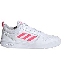 zapatillas moda adidas tensaurus niños 1m 20887 blanco