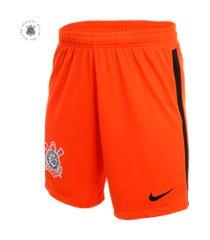 shorts de goleiro nike corinthians 2020/21 jogador masculino