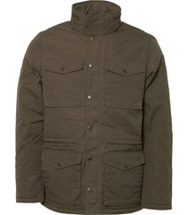 fjallraven khaki raven winter jacket 82276