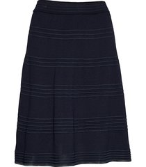 m missoni skirt knälång kjol blå m missoni