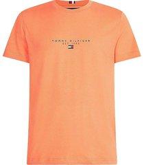 t-shirt essential oranje