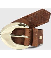 cinturón miel-dorado tannino