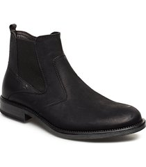 7751 shoes chelsea boots svart playboy footwear