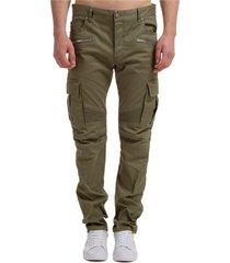 balmain fringe trousers