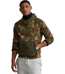 polo ralph lauren men's hybrid hoodie