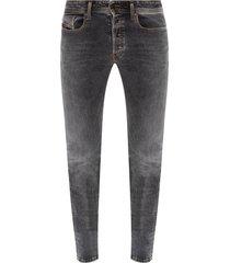 'sleenker-x' jeans