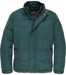 zip jacket guzzi jacket deep teal