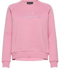 w original crew cold blush sweat-shirt trui roze peak performance