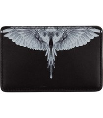 marcelo burlon wings credit card holder