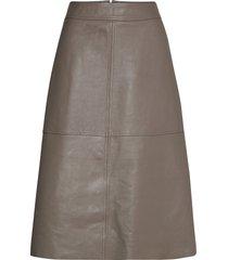 eloise skirt knälång kjol brun lovechild 1979