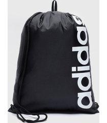 bolso lin core gb negro adidas performance