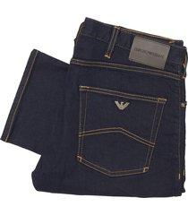 emporio armani denim j45 slim jeans 8n1j45