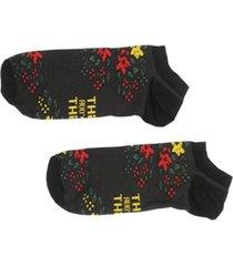 medias floral soquetes